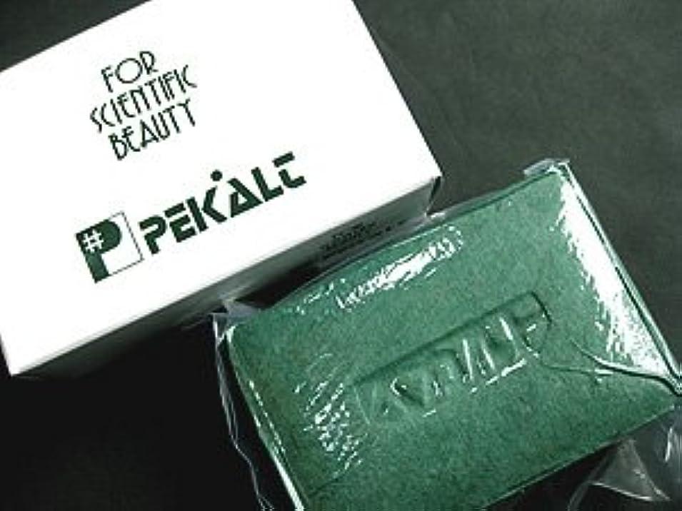 義務づけるルアーソケットペカルト石鹸 120g (海藻エキス 葉緑素配合) 無香料