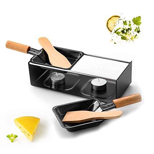 Red tide Non-Stick Griller - Mini Barbecue Fromage Conseil, Au Four Grill Fromage Raclette, Fromage Four Fer Fondant Pan Plateau De Cuisine
