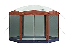 Image of Coleman Screened Canopy...: Bestviewsreviews