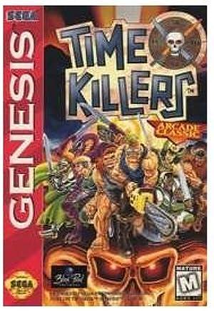 Amazon.com: Time Killers - Sega Genesis: Video Games