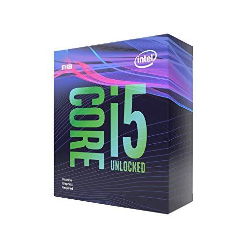 Intel® Core™ i5-9600KF Processor (9M Cache, up to 4.60 GHz)