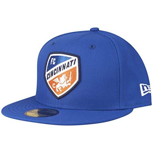 New Era 59Fifty MLS FC Cincinnati - Gorra, color azul azul cobalto XXX-Large