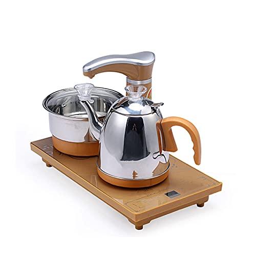 LLSL Conjunto de hervidor eléctrico, Juego de té Inteligente, Fuente automática de...