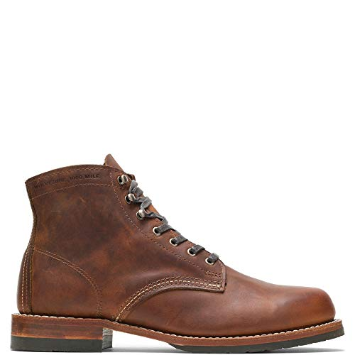 Image of Wolverine Men's Evans 1000 Mile Boot Brown (10.5)
