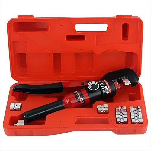 Herramientas Herramienta que prensa hidráulica Crimper terminal de cable alicates Herramienta de compresión hidráulica YQK-70 5-6T 4-70mm2 Presión herramientas