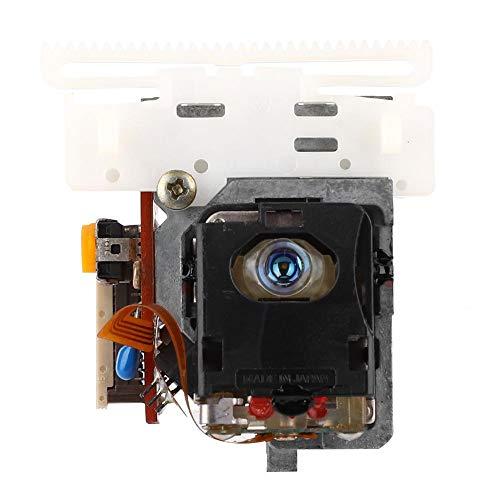 zhuolong Lente láser, Optima Lente láser de luz roja CD Pastilla óptica láser Apta para Sega Saturn JVC-6