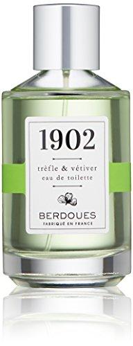 Berdoues 1902 Trefle & Vetiver by EAU De Toilette Spray 3.38 oz / 100 ml (Women)