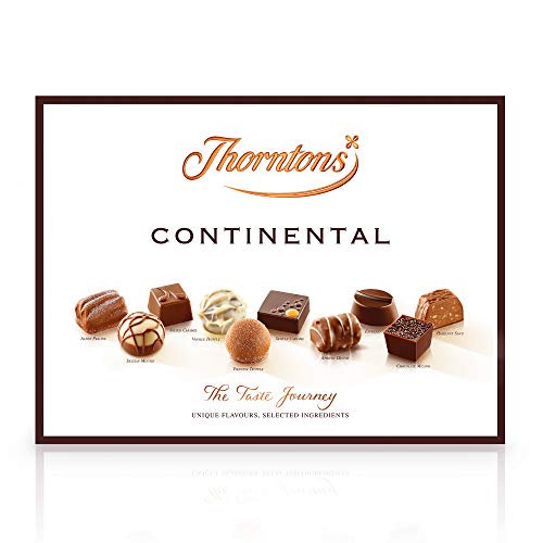 Thorntons Continental Gift Selection 284g