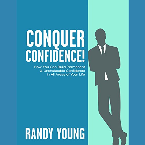Conquer Confidence audiobook cover art