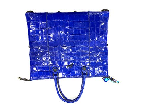 Gabs Damen Tasche G3 M BLUETT Leder COCCO