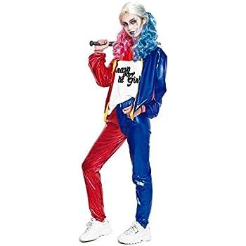 Disfraz Jokers Baby mujer adulto para Carnaval S: Amazon.es ...