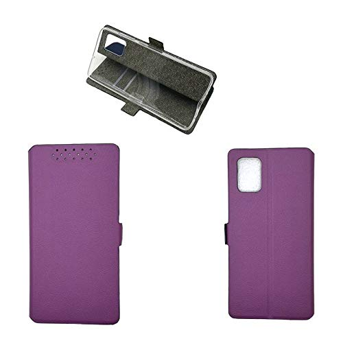 QiongniAN Cover per Samsung Galaxy A51,Custodia per Samsung Galaxy A51 SM-A515F SM-A515FN SM-A515X SM-A515F/DS SM-A515F/DSM SM-A515F/DSN SM-A515F/DST Custodia Case Cover Purple