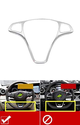 für Vito W447 2014-2019 Interieur Lenkrad Dekor ABS Kunststoff Matt 1 Stück