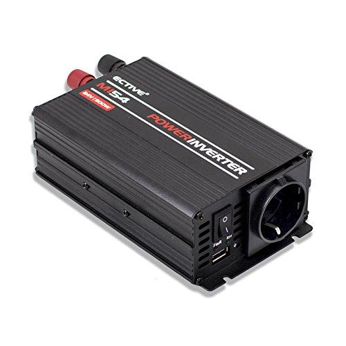 ECTIVE 300W 24V zu 230V MI-Serie Wechselrichter mit modifizierter Sinuswelle in 7 Varianten: 300W - 3000W