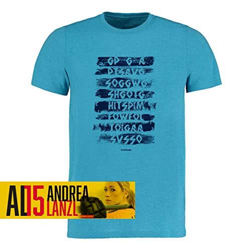 Scallywag® Eishockey T-Shirt Andrea Lanzl Stats I Größen S - 3XL I A BRAYCE® Collaboration (Eishockey für Frauen mit der Collection der Hockey Rekord Nationalspielerin AL15) (XL)