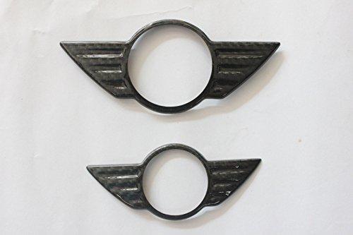 Carbon-Gehäuse für Emblem für Kofferraumdeckel/Motorhaube, für 2014Mini Cooper S F55 F56