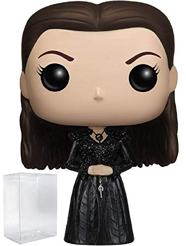 Funko Pop! Games of Thrones - Sansa Stark Vinyl Figure (Bundled with Pop Box Protector Case)
