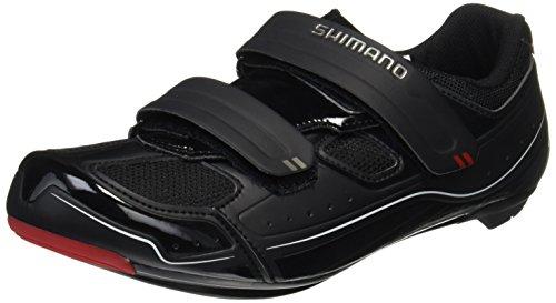 Shimano SHR065G440L Zapatillas de ciclismo de carretera, Unisex adultos, Negro (Black), 44 EU (9 UK)