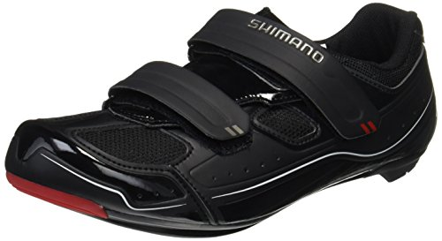 Shimano SH-R065 Cycling Shoe - Men's Black, 43.0