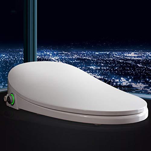GZF Sedile WC Automatico Smart Bidet, Smart Coprivaso Istantaneo Completamente Automatico Pulitore Per Il Corpo Per La Casa Coperchio Elettrico
