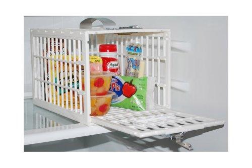 Kühlschrankbox Kühlschrankschloss Fridge Locker Kühlschrank Tresor-Box