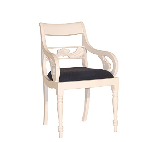 Armlehnenstuhl Yan Landhausmöbel Stilmöbel Stuhl Armchair