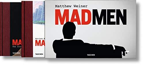 Matthew Weiner. Mad Men: MAD MEN-TRILINGUE (Xl) - Partnerlink