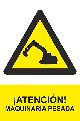 MovilCom® – zelfklevende folie voor machines, 100 x 150 mm, goedgekeurd volgens de nieuwe wet (ref. RD36625).