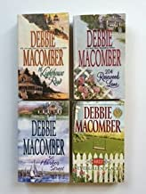 Debbie Macomber (4 Book Set) Cedar Cove Series: (#1) 16 Lightouse Road -- (#2) 204 Rosewood Lane -- (#5) 50 Harbor Street-- (#10) 1022 Evergreen Place.