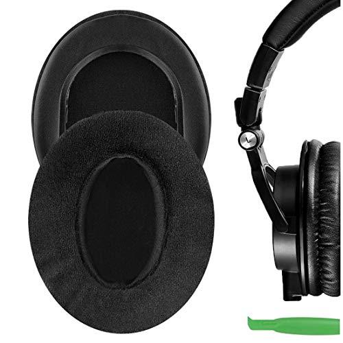 Geekria Almohadillas de Repuesto para AuricularesAudio-Technica ATH-M50,Auriculares Almohadillas