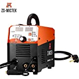 MIG Welder 125Amps Gas/Gasless Welding AC 220V IGBT MIG/MMA/LIFT TIG 3 in 1 Flux Core Wire Automatic Feed Inverter Welding Machine