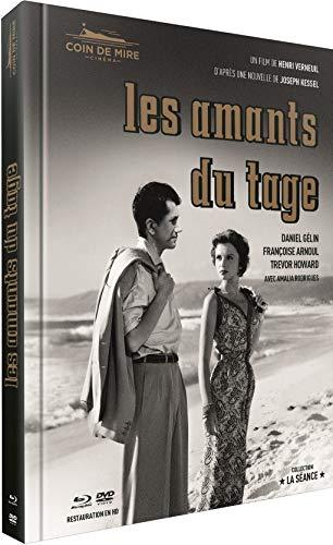 Les Amants du Tage [Edition Prestige Limitée Numérotée blu-ray + dvd + livret + photos + affiche]