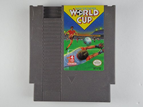 Nintendo World Cup (pal) Nintendo NES OVP