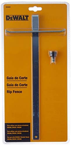 DEWALT Guia de Corte para Serras com 2 cm x 14 cm x 30 cm DW3661