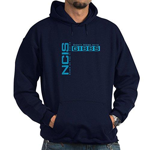 CafePress NCIS Don't Mess Gibbs Sweatshirt Gr. XL, navy