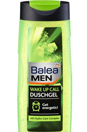 Balea MEN Duschgel wake up call, 300 ml