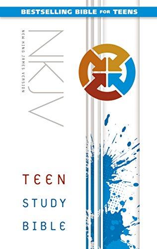 NKJV, Teen Study Bible (English Edition)