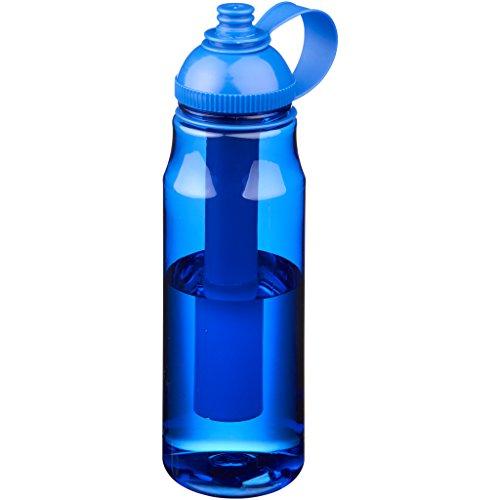 Bullet - Botella con barra de hielo modelo Arctic (24.2 x 7.5 cm) (Azul)