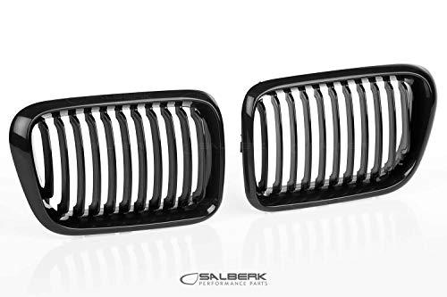 SALBERK Performance 3602 - Schwarze Nieren glänzend