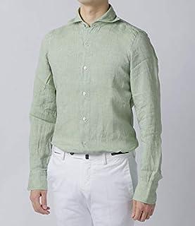 Finamore(フィナモレ) シャツ メンズ TOKIO リネンシャツ SIMONE-010608 [並行輸入品]