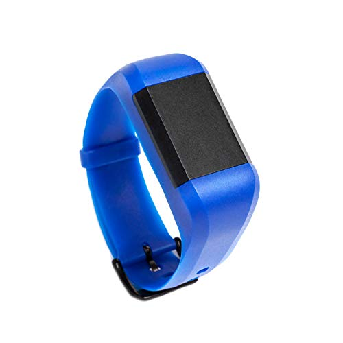Revibe Connect: Vibration Reminder Wristband - Anti-Distraction, Educational Technology, Timer Tool (Connect Small, Blue)