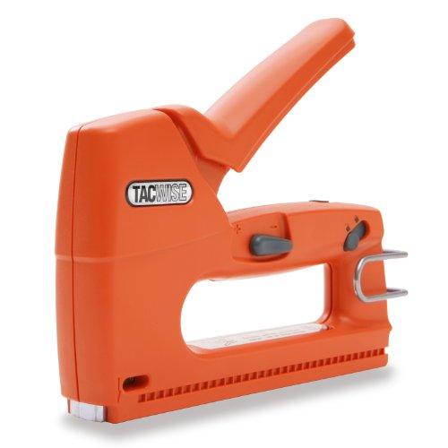 Tacwise Z3-140L - Grapadora   clavadora manual ligera para grapas de 140, 6 14mm y clavos 180, 150mm