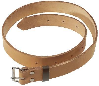 OREGON / BLOUNT Leder Gürtel 4cm breit