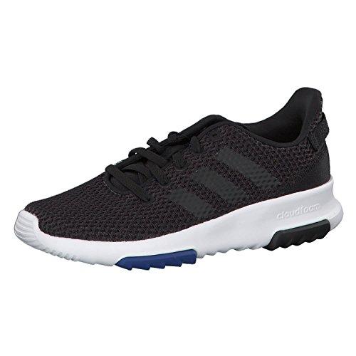 Adidas Unisex-Kinder CF Racer TR K Fitnessschuhe, Schwarz (Utility Black / Core Black / Ftwr White), 31 EU