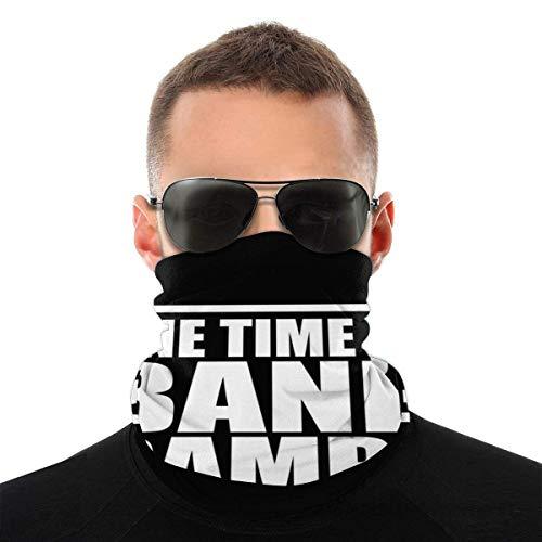 IOPLK Ropa Novedad y Propósito especial Novedad Accesorios Pañuelo Bufanda One Time at Band Camp American Pie Variety Head Scarf Face Mask Magic Headwear Neck Gaiter Face Bandana Scarf