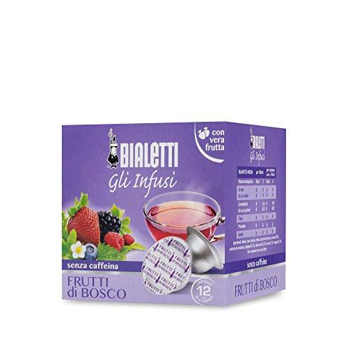 Bialetti Box 12 capsule Infuso Frutti di Bosco