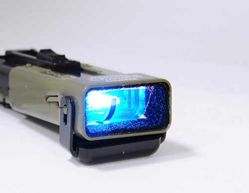 ATAIRSOFT WorldShopping4U Tactical MS2000 Strobe Helmet Light Security Rescue Light