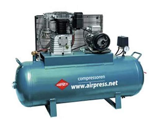 Airpress Druckluft Luft Kolben Airpress Kompressor | 4 PS | 200 L | K200-600 36500-N | Profi