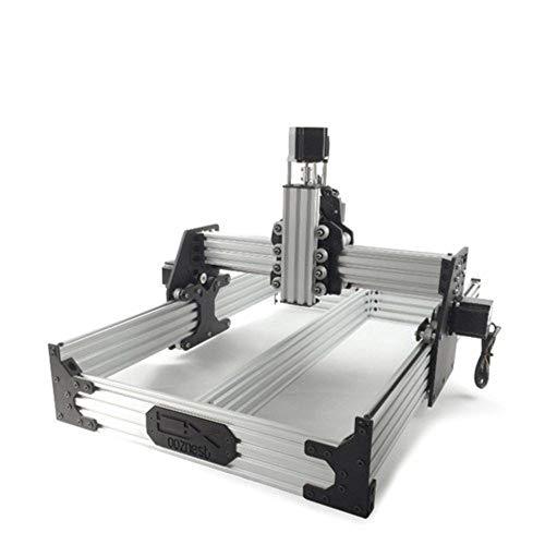 OX CNC Routeur de routage CNC OX CNC avec 4 pièces NEMA 23, Size:1500 * 1500MM/Engraving Size:1320 * 1275MM,