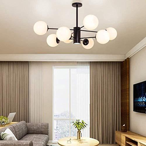 Luz Ligera LED Dormitorio Comedor Sala de estar Techo Moderno Moderno Minimalista Amarillo Luz Luz Luz Parte Para Niños Chandelier Interior Iluminación